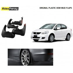 Buy Plastic OEM Maruti SX4 Mud Flaps at low prices-RideoFrenzy