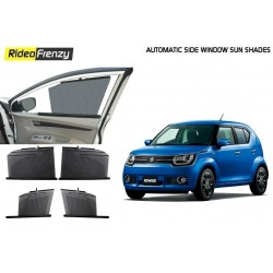 Maruti Ignis Automatic Side Window Sun Shade