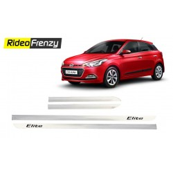 Triple layer Hyundai Elite i20 Chrome Side Beading