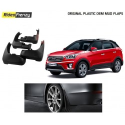 Buy Hyundai Creta Original OEM Mud Flaps at low prices-RideoFrenzy