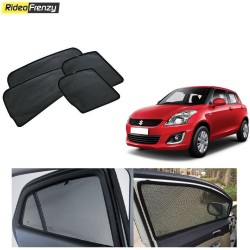 Maruti Swift Magnetic Car Window Sunshades