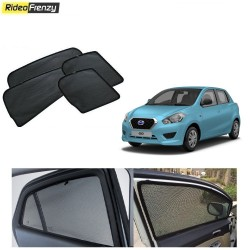 Buy Datsun Go Magnetic Car Window Sunshades at low prices-RideoFrenzy