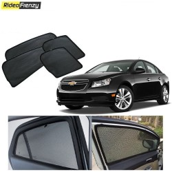 Buy Chevrolet Cruze Magnetic Car Window Sunshade online | Rideofrenzy