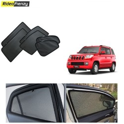 Magnetic Car Window Sunshade for Mahindra TUV300