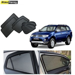 Buy Pajero Sport Magnetic Car Window Sunshades online | Rideofrenzy
