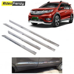 Original Triple layer Chrome Side Beading for Honda CRV