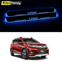 Honda BRV 3D Power LED Illuminated Sill/Scuff Plates