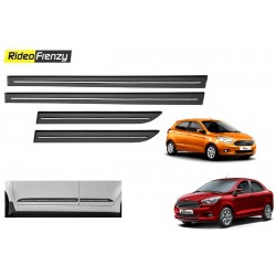 Buy Black Chromed Side Beading for Figo Aspire/New Figo at low prices-RideoFrenzy