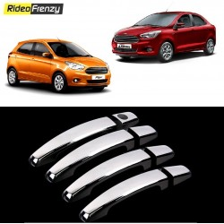Buy Figo Aspire/New Figo Chrome Handle Covers at low prices-RideoFrenzy
