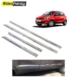Original Triple layer Chrome Side Beading for Tata Zest/Bolt