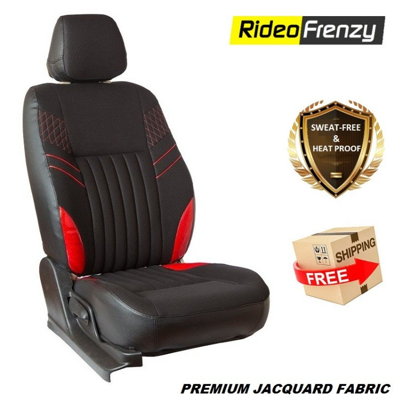 Buy Sweat Proof Fabric Car Seat Covers Online At Low