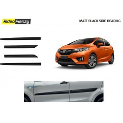 Buy Honda Jazz Original Matt Black Side Beading online at low prices-Rideofrenzy