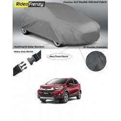Buy Heavy Duty Honda WRV Car Body Cover online at low prices-RideoFrenzy