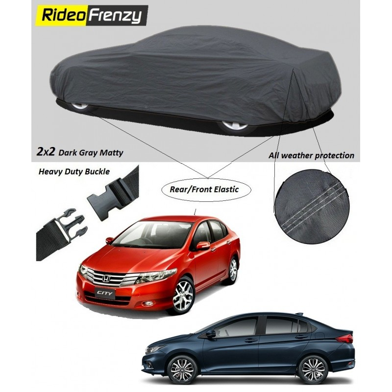 Buy Heavy Duty Honda City Ivtec/Idtec Car Body Covers online at low prices-Rideofrenzy