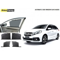 Buy Honda Mobilio Automatic Side Window Sun Shades online at low prices-RideoFrenzy