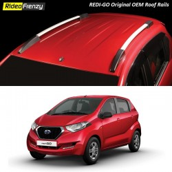 Buy Dual Tone Sporty Datsun Redi Go Roof Rails Online at low prices-RideoFrenzy