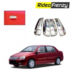 Buy Tata Indigo Door Chrome Handle Covers online at low prices-RideoFrenzy