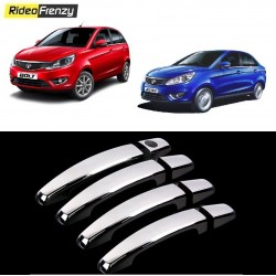 Buy Tata Zest & Bolt Chrome Handle Covers online at low prices-RideoFrenzy