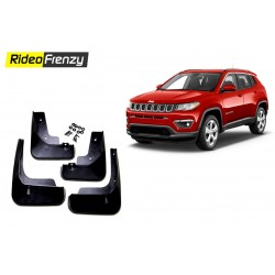 Buy Plastic OEM Jeep Compass Mud Guards online at low prices-RideoFrenzy
