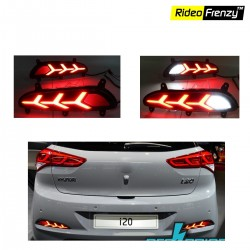 Buy Hyundai Elite i20 Rear LED Reflector Lamp DRL online at low prices-RideoFrenzy