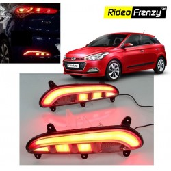 Hyundai Elite i20 Rear LED Reflector Lamp DRL