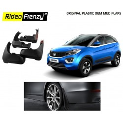 Buy Original OEM Tata Nexon Mud Flaps at low prices-RideoFrenzy