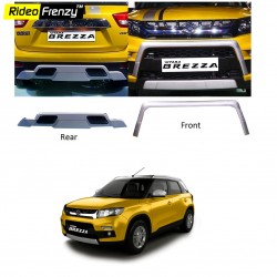 Vitara Brezza Original Front & Rear Cladding@3999