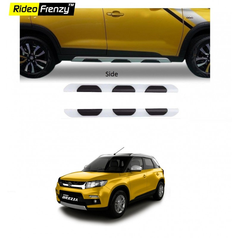 Buy Vitara Brezza Original Side Cladding 3199 Free
