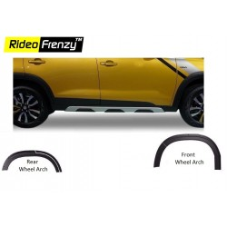 Buy Vitara Brezza Original Wheel ARC Cladding @3999|Limited Stock