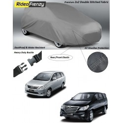Buy Heavy Duty Toyota Innova Car Body Covers online at low prices-Rideofrenzy