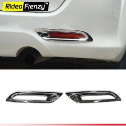 Buy Toyota Fortuner Rear Reflector Chrome online at low prices-Rideofrenzy