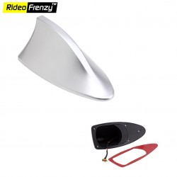 Buy Silver Shark Fin Replacement Antenna Online | Signal Booster | Best Selling