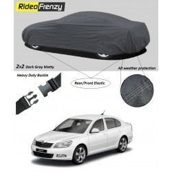 Buy Heavy Duty Skoda Laura Car Body Cover online at low prices-Rideofrenzy