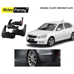 Buy Original OEM Skoda Laura Mud Flaps online at low prices-Rideofrenzy