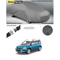 Buy Heavy Duty Skoda Yeti Car Body Cover online at low prices-Rideofrenzy