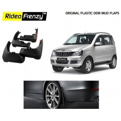 Buy Original OEM Mahindra Quanto Mud Flaps online at low prices-Rideofrenzy