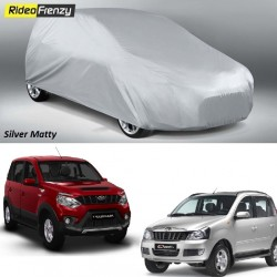 Heavy Duty Mahindra Quanto & Nuvo Sport Car Body Cover