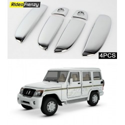 Buy Mahindra Bolero Chrome Catch/Handle Covers online at low prices-Rideofrenzy