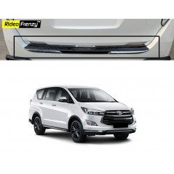 Buy Innova Crysta Dickey Sill Plates Chrome Garnish at low prices-RideoFrenzy
