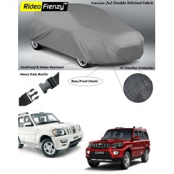 Buy Heavy Duty Mahindra Scorpio Car Body Cover online at low prices-Rideofrenzy