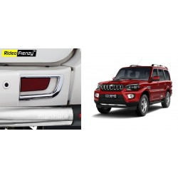 Buy New Mahindra Scorpio Chrome Reflector Garnish online at low prices-Rideofrenzy