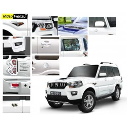 Buy New Mahindra Scorpio Chrome Combo Set Online at low prices-Rideofrenzy