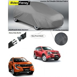 Buy Heavy Duty Mahindra XUV500 Car Body Cover online at low prices-Rideofrenzy