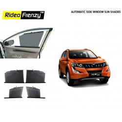 Buy Mahindra XUV500 Automatic Side Window Sun Shades online at low prices Rideofrenzy