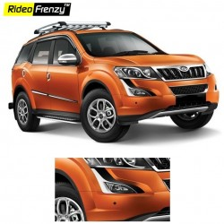 Buy New XUV 500 Chrome Fog Lamp Covers online at low prices-Rideofrenzy