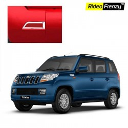 Buy Mahindra TUV300 Chrome Indicator Garnish online at low prices-Rideofrenzy