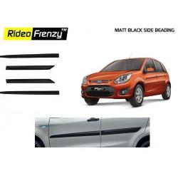 Buy Original Ford Figo Matt Black Side Beading online at low prices-Rideofrenzy
