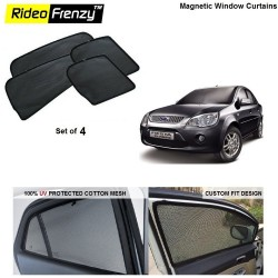 Buy Magnetic Car Window Sunshade for Ford Fiesta Classic online at low prices-Rideofrenzy