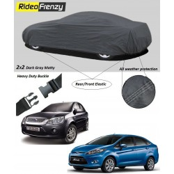 Buy Heavy Duty Ford Fiesta Car Body Cover online at low prices-Rideofrenzy