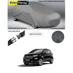 Buy Heavy Duty Ford Ecosport Car Body Cover online at best price | Rideofrenzy
